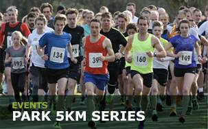 Saumarez Park 5k – May