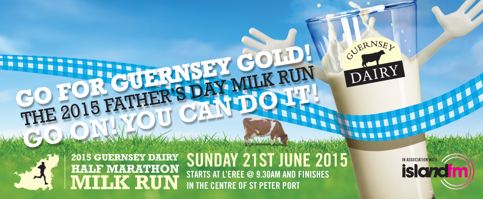 The Guernsey Milk Run is back !