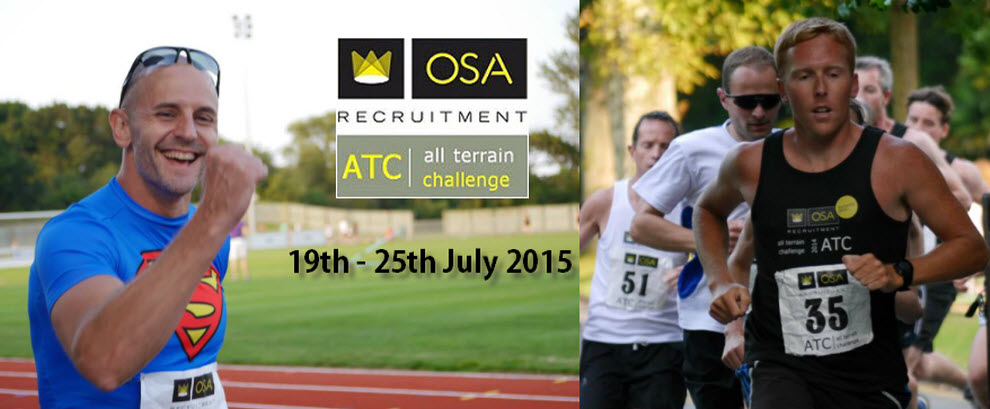 2015 OSA All Terrain Challenge