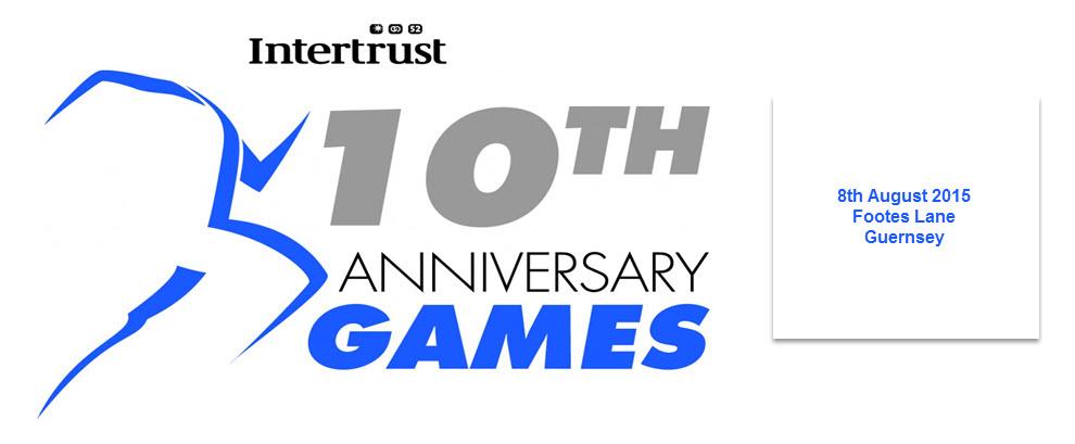Intertrust 10th Anniversary Games