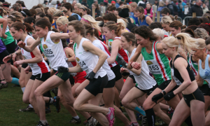 Inter-County XC selections – Four GIAAC Women in County team