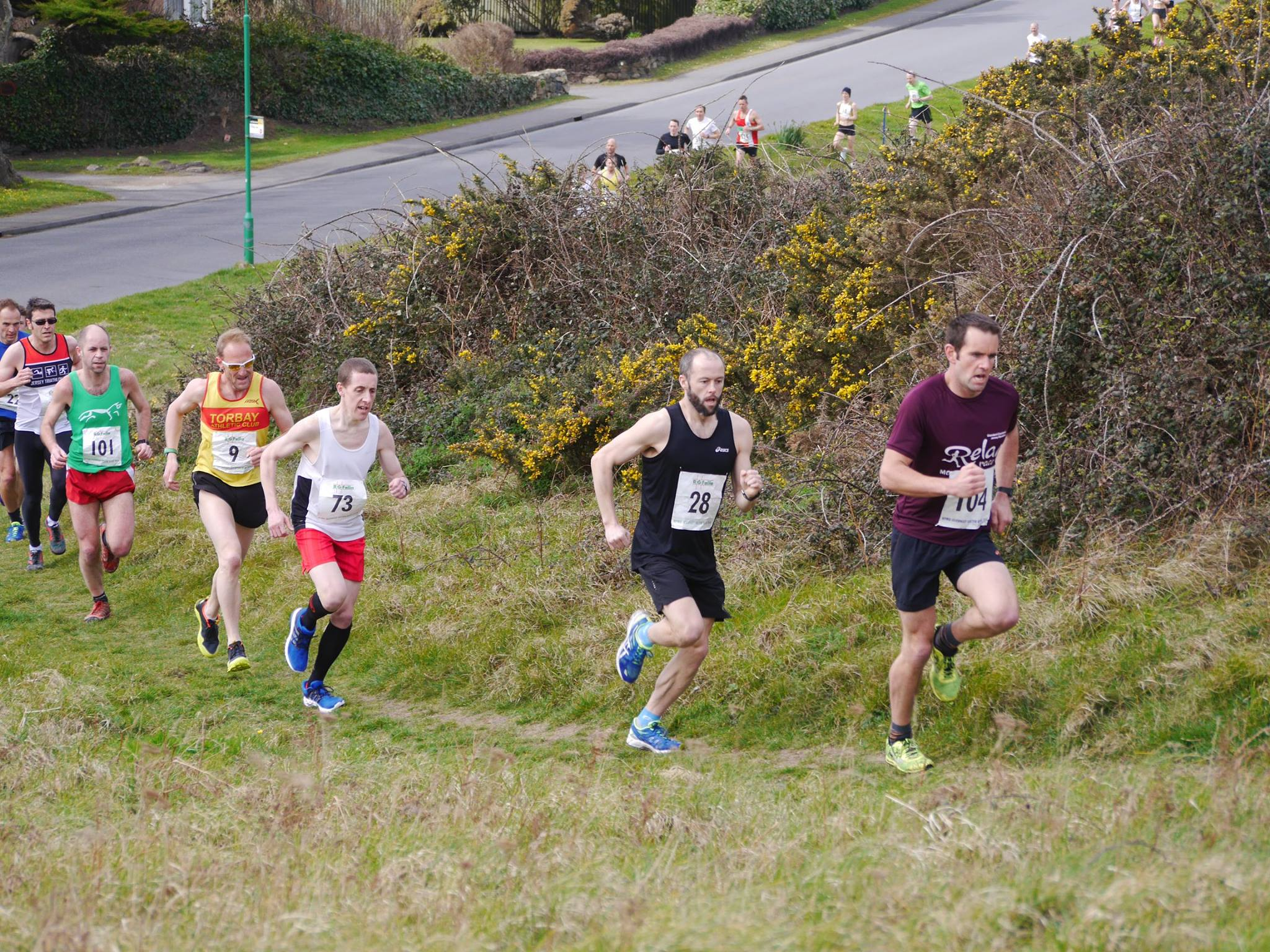 Keith Falla Memorial Full Course Cross Country 26th March 2016