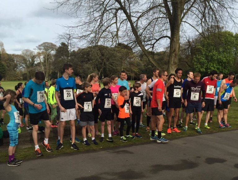 Saumarez Park 5km – April