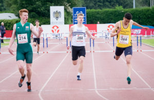 High class performances at the age-group nationals