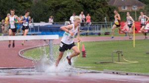 A busy weekend for Track & Field squad
