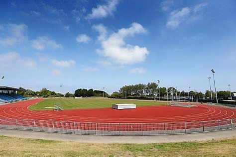 Training venues for the summer season