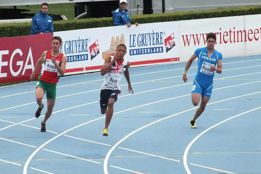 European U23 silver medallists to battle it out at Intertrust Athletics Games
