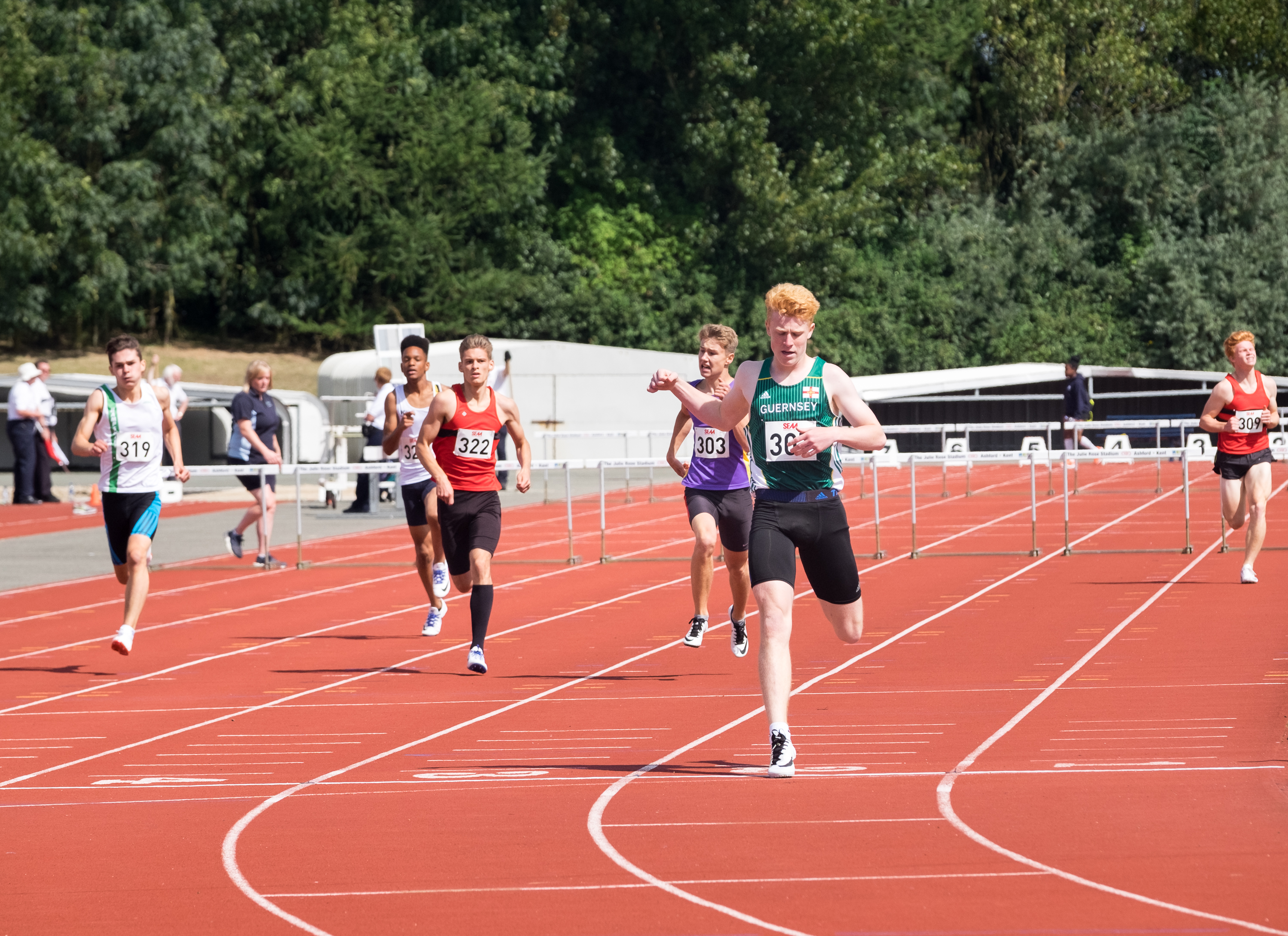 """Chalmers and Chadwick bring back """"Southerns"""" medals"""