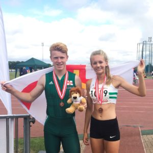 Four medals for Guernsey at Bedford
