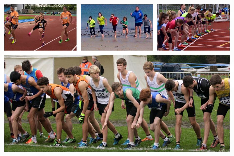 Get into running 11-18yrs
