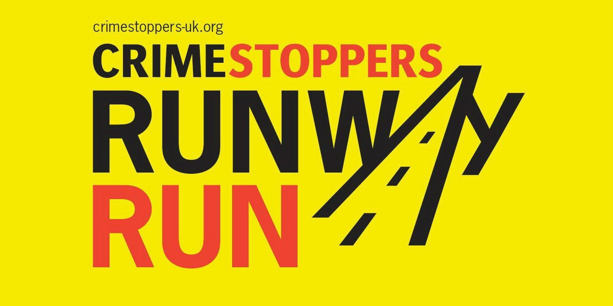 Crimestoppers Runway Run 2016
