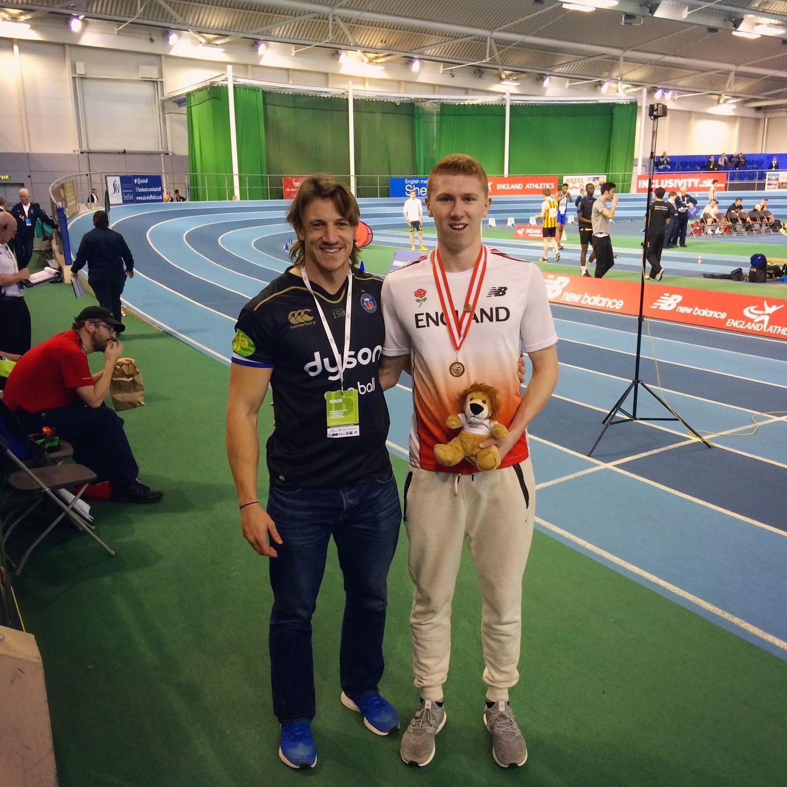 Athlete Blog – Cameron Chalmers
