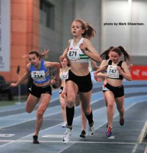 Porter takes her first national title as all five Guernsey athletes claim PB's