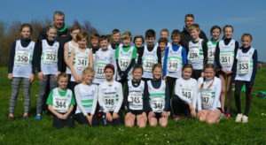Junior Schools Inter-Insular XC