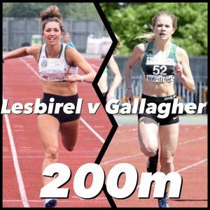 Lesbirel obliterates 23-year old 200m record