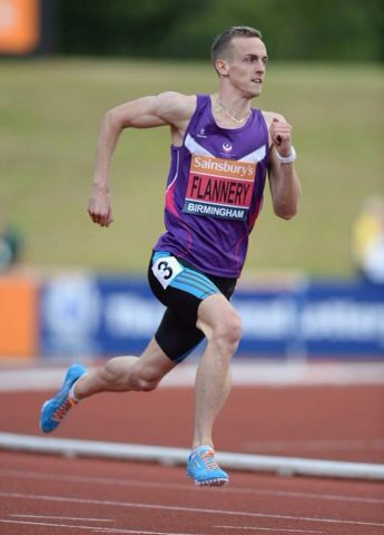 Former British hurdles champ Flannery confirmed for Saturday