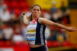Footes Lane to welcome GB's third-best female javelin thrower of all time