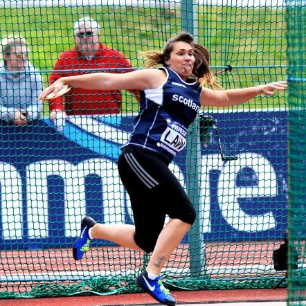 Prolific British Championships medalist Law joins the discus boys