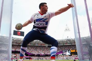 Olympian Morse to headline high class discus contest