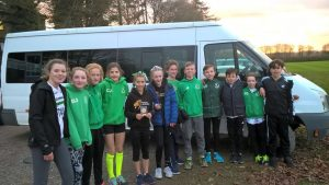 Guernsey Juniors at Hampshire Schools.