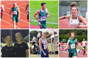 Guernsey Athletics Event Rankings 2017
