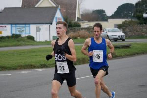 Chertsey House 5mile road race – Record run. Record field.