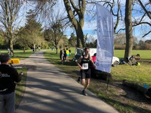 Rowe takes Chertsey House Park 5k
