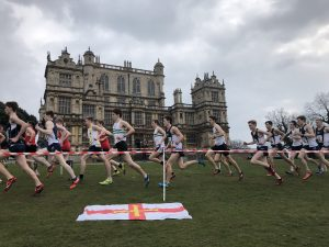 Home Countries International brings XC season to a close.