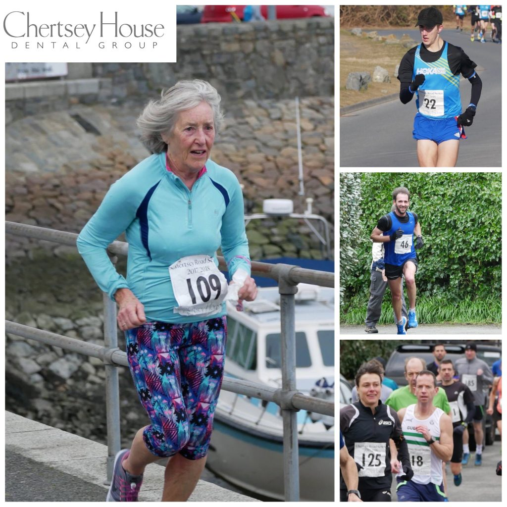 Chertsey House Age Graded Series – Overall Table – Guernsey Athletics