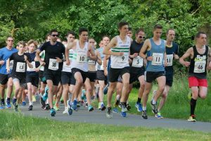 Fort Group Saumarez Park 5k