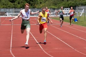 Intertrust Athletics Games – Results