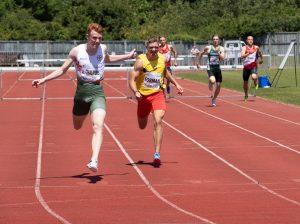 Intertrust Athletics Games – Results