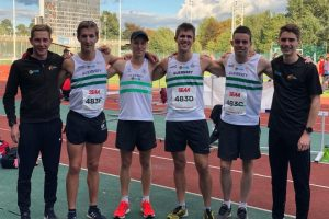 Burling to lead Guernsey squad in National Relay debut