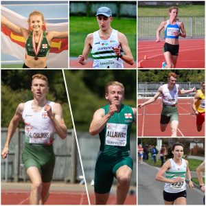 Guernsey Athletes IAAF Points Lists 2018