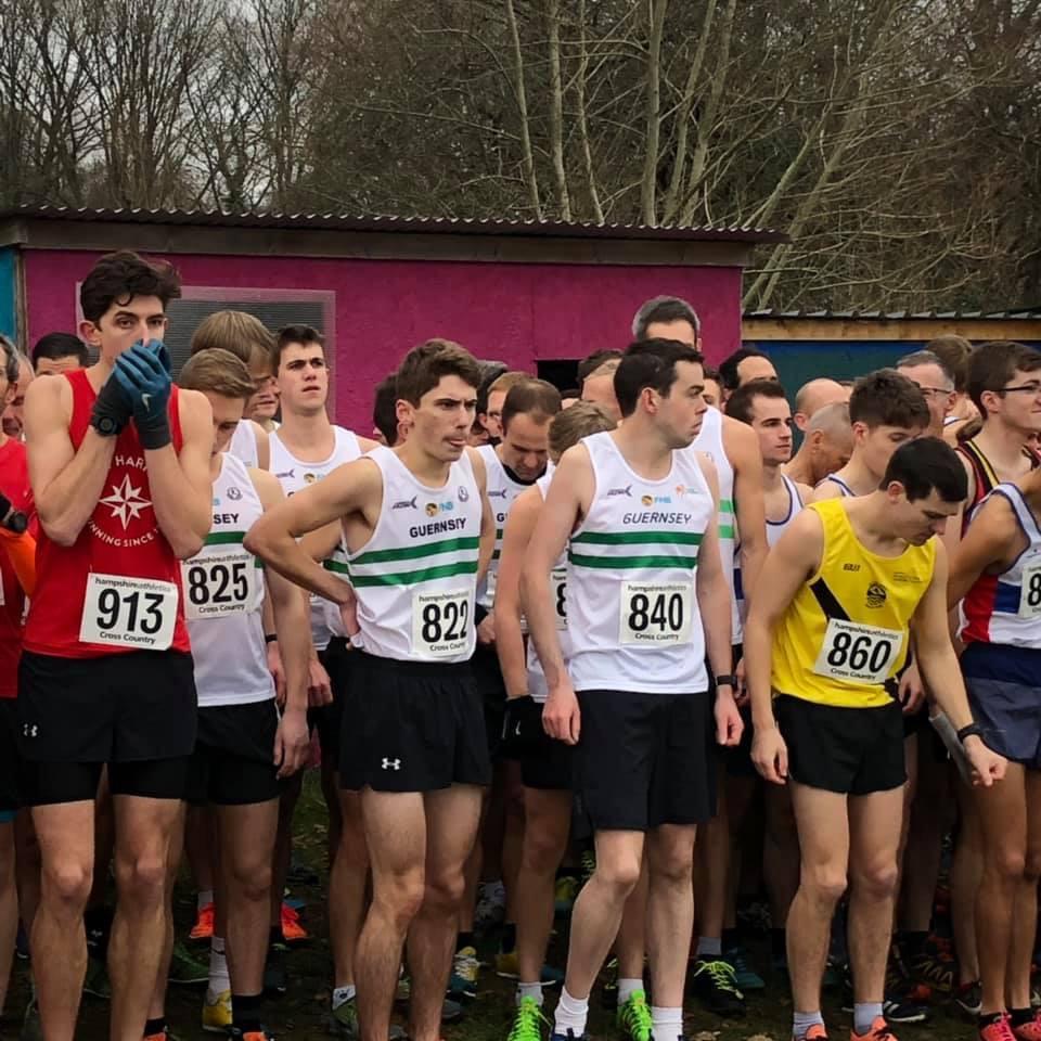Hampshire XC Champs 2019