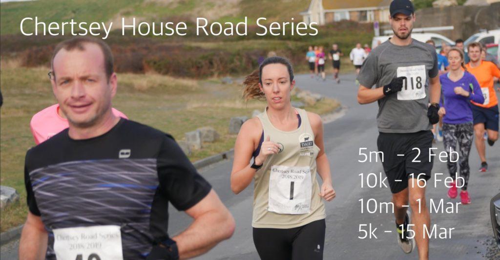 Chertsey House Road Series