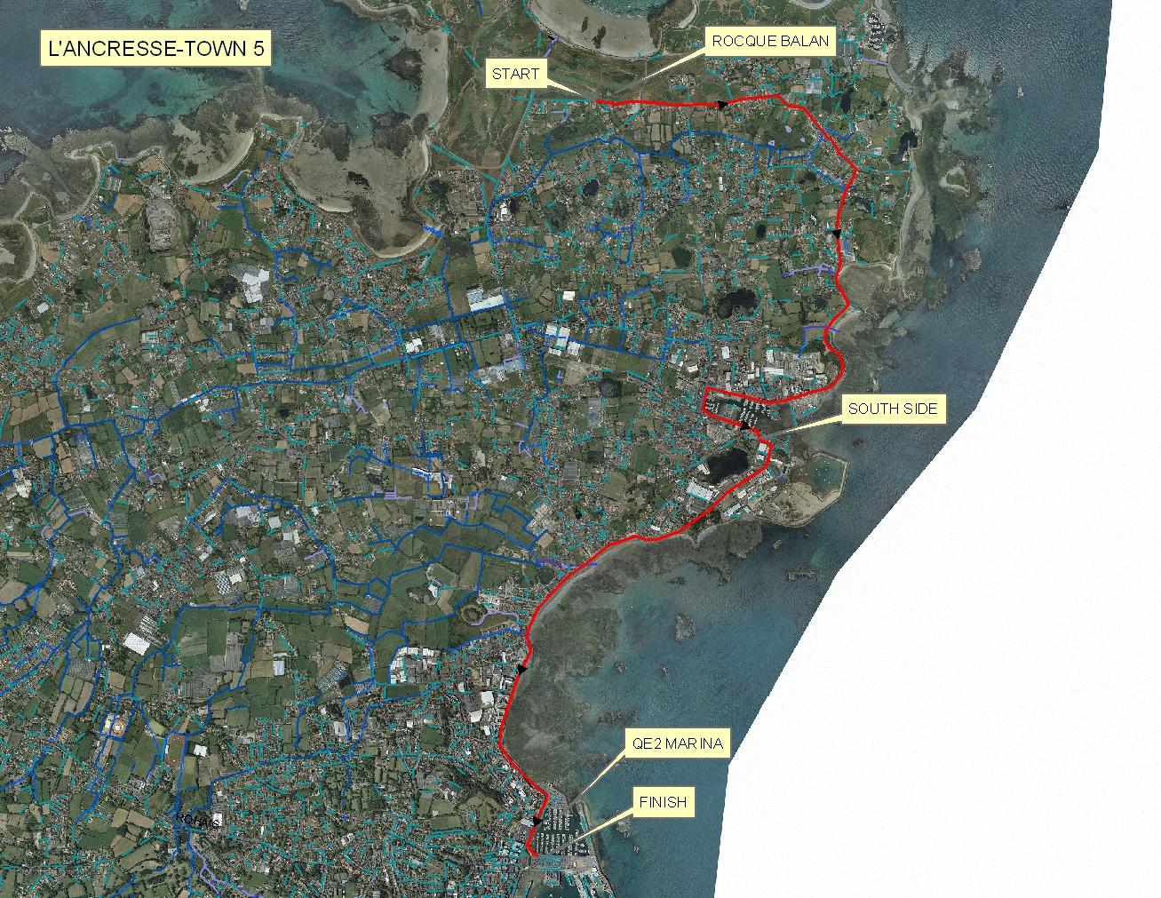Chertsey House Series – Race 1 – Guernsey Athletics
