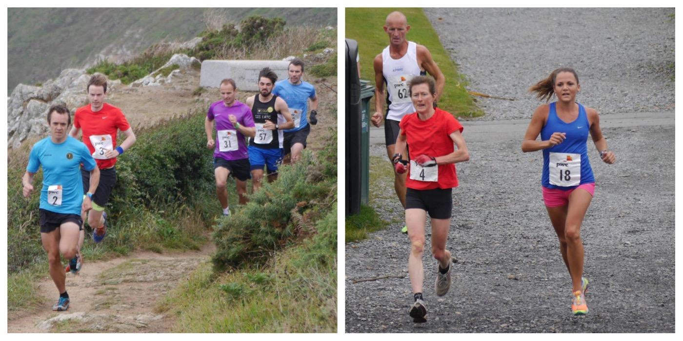 PwC Cliff Path race 2 – 8 Miles