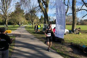 Rowe takes Chertsey House Park 5k