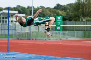 Island Games hopefuls go over 5m in the long jump