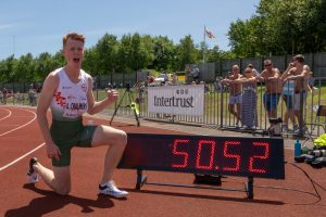 Ala heads a list of seven all-comers' records