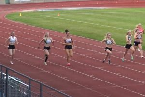 Women's 100m lives up to expectations and there's top performances across all ages & events
